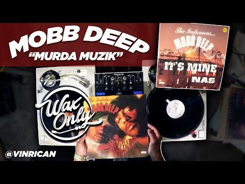 Discover Classic Samples On Mobb Deep's Murda Muzik