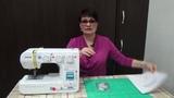 Обзор шв. машины Janome Excellent Stitch 18-A (часть 1)