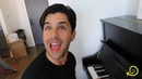 JOSH PECK PLAYING PIANO AND SINGING [Compilation] 🎶 David Dobrik's Vlog
