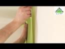 Как правильно клеить виниловые обои своими руками – Леруа Мерлен