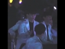 That sweet moment when Jongdae saw that yixing is sitting on the floor so he offered him his lap and pulled him to sit on it suc