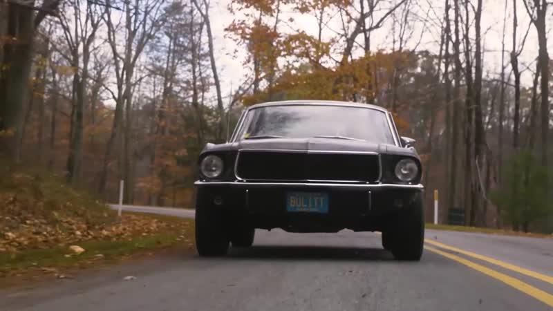 Original 1968 Ford Mustang Bullitt Broll