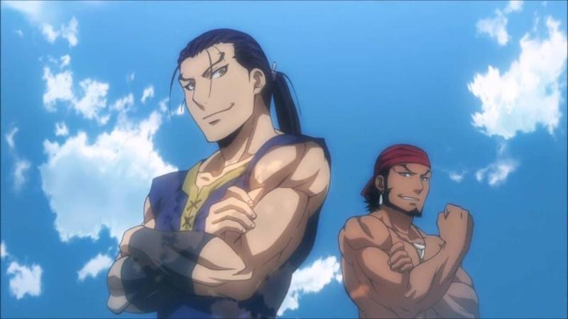 Arslan Senki Fuujin Ranbu ED/Credits