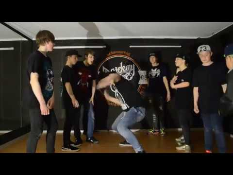 DarkLandWarrior vs Lil Ant  4 Tour 