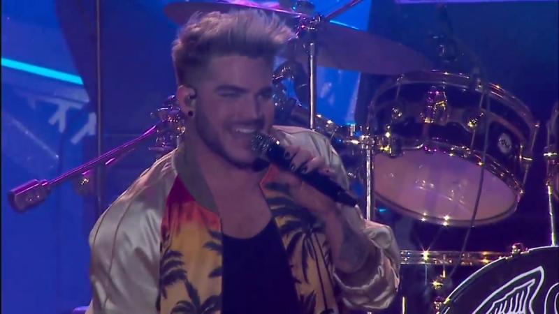 Queen Adam Lambert - Dont Stop Me Now - Live At Rock In Rio Lisbon 2016