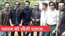 Paltan Cast On Promotion   Arjun Rampal   Sonu Sood   Gurmeet Choudhary   J P Dutta