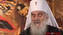 Патриарх Сербский Ириней Нужно созывать всеправославный собор Варфоломей в смертном грехе