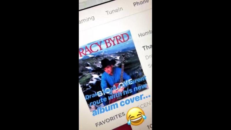 Дрейк пошел другим путем со своей новой обложкой альбома