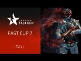 Warface: турнир Fast Cup 7. Day I