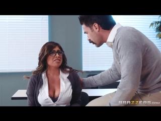 Сексуальная В нижнем белье (эротика секс new sex)  эротика секс sex )Nicolette Shea brazzers  (Новая серия,SEX - Эротика попы