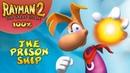 Rayman 2: The Great Escape - Все лумы и клетки - Тюремный корабль