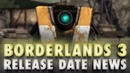 Borderlands 3 Release Date News: Localization Has Started, 2019 Release Expected