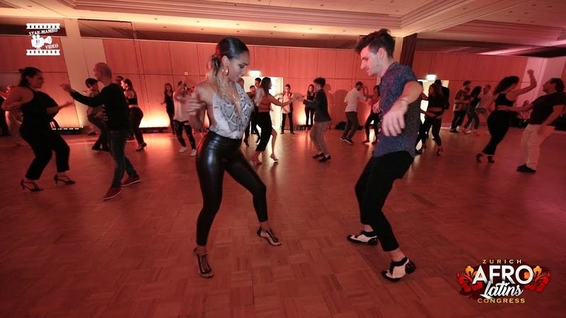 Samuel Bersy Cortez - social dancing @ Zurich Afrolatins congress