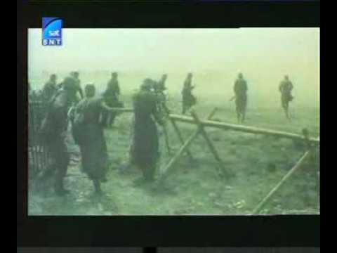 Зарево над Драва- български филм
