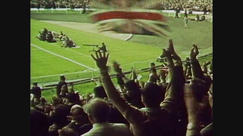 1966. Официальная история чемпионата мира по футболу в Англии