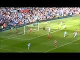 sergio aguero goal vs qpr