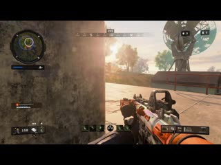 When you get the worst possible close and are totally hooped for cover. toss a grenade and pray! black ops 4