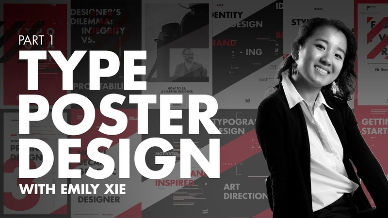 How To Use Type Typography Posters Review Critique