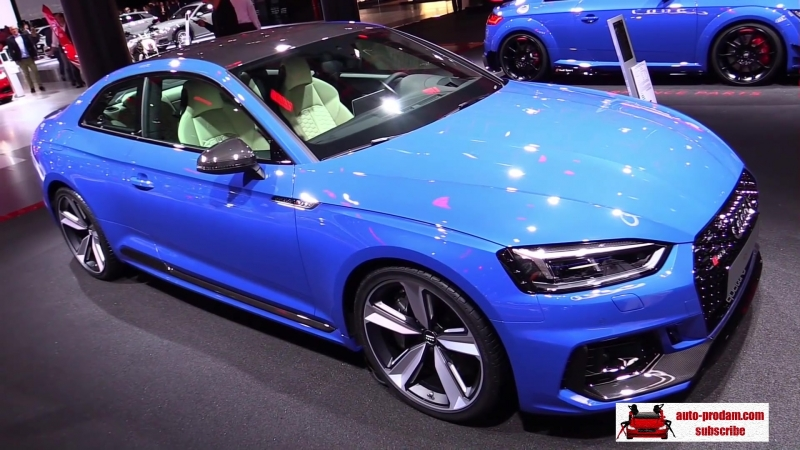 Audi RS3 Sedaner 2018 Audi Rs3 Sportback 2018 Audi Rs5 2018 Audi RS5 Coupeer 2018