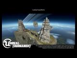 Unreal Tournament gameplay pre-alpha.