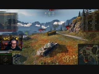 [EviL GrannY | World of Tanks] ОНИ ПРОСТО НИЧЕГО НЕ МОГЛИ СДЕЛАТЬ С ЭТИМ ТАНКОМ