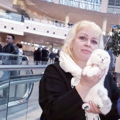 Татьяна Барынина