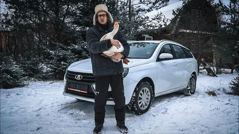 AcademeG Веста Сарай. Деревенский обзор