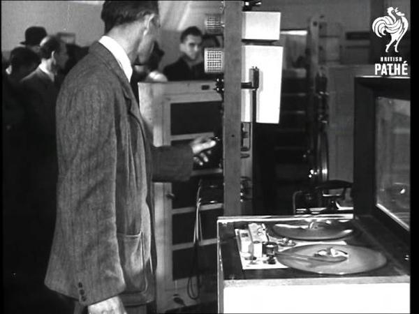 Radio Exhibition In Mevro AKA Polish Radio Exhib. (1948)