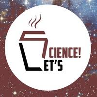 Логотип LET'S SCIENCE!