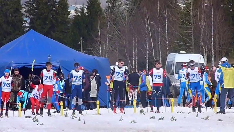 Чусовой - ОМК спринт 2013г.
