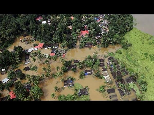 Смертоносное наводнение число жертв растёт