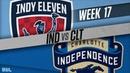 Indy Eleven vs Charlotte Independence: July 7, 2018