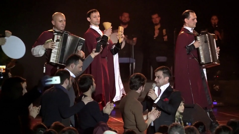 Nuhush Cherim - Kayserijım Yi İstasyonur - Ankara konseri