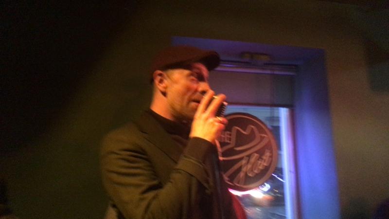 THE HAT BAR | JAZZ JAM | ШЛЯПА — Live
