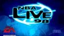 NBA Live '98 gameplay (Sega Mega Drive/Genesis)