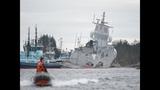 Норвежский фрегат протаранил танкер на учениях НАТО