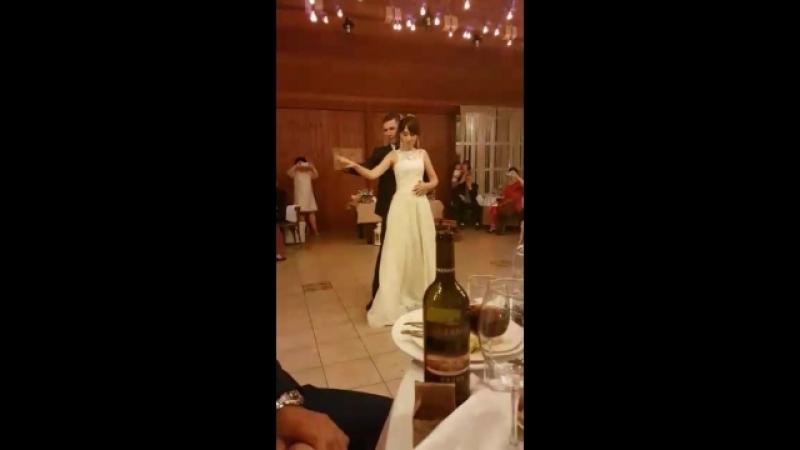 Свадебный танец 2018❤Сергей и Оксана
