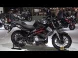 2018 Benelli BN 302 - Walkaround - 2017 EICMA Motorcycle Exhibition
