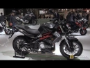 2018 Benelli BN 302 Walkaround 2017 EICMA Motorcycle Exhibition
