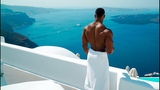 PUMPING IRON IN SANTORINI Simeon Panda &amp Chanel Coco Brown