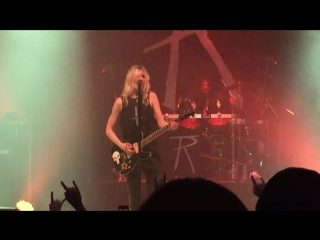 The Pretty Reckless - Take Me Down (The Ogden Theatre)