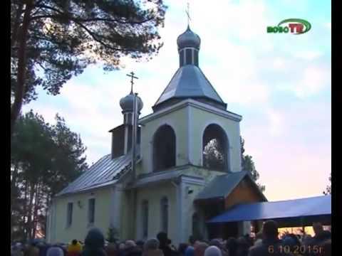 День памяти Преподобного Елисея Лавришевского, 5 11 2015г., часть 1