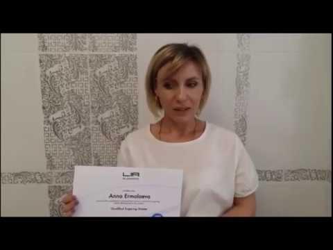 Отзыв Анны на 2-х дневный ИНТЕНСИВ. Обучение шугарингу. Авторский курс шугаринга Лии Рустемовой