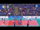3rd meter spike by Srećko Lisinac/ 3rd meter shot/