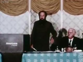 Солженицын призывает США бомбить СССР (1983 год)