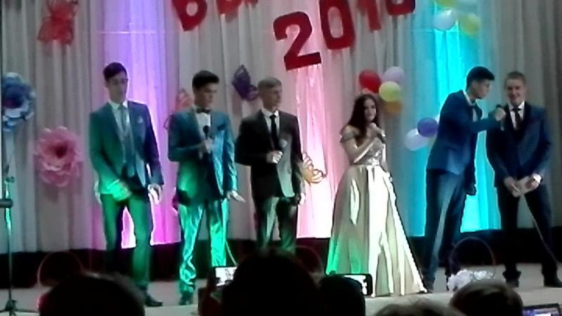 Выпуск 2018г. Луганская область, г.Зимогорье!