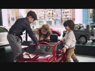 Дилерский центр Mercedes-Benz для детей