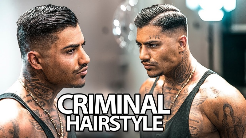 Heavy Classic Hairstyle ★ Low Fade ★ Men's Hair Inspiration