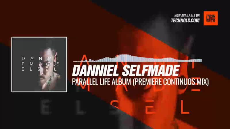 @dannielselfmade - Parallel life album (Premiere Continuos Mix) Periscope Techno music