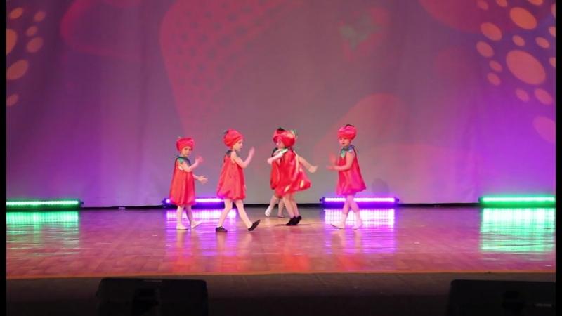 Ягодка малинка Малыши 3 4 года Отчетный концерт школа Мега Данс г Тула ГКЗ